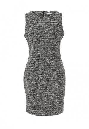 Платье Aurora Firenze. Цвет: серый