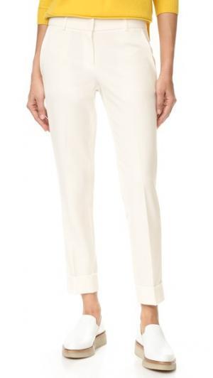 Брюки с напуском James Jeans. Цвет: насыщенный белый