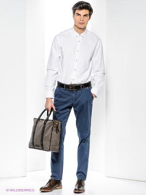 Брюки Bogner Jeans. Цвет: темно-синий