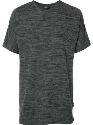 Базовая футболка Publish. Цвет: чёрный