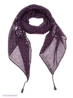 Платок LERROS. Цвет: темно-фиолетовый, фиолетовый