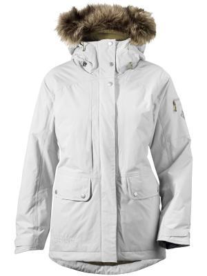 Куртка YED DIDRIKSONS. Цвет: белый