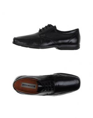 Обувь на шнурках MAX LIMIT. Цвет: черный