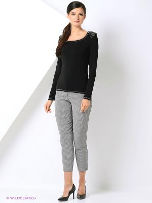 Джемпер Milana Style. Цвет: черный