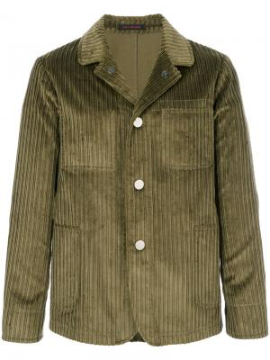 Куртка Carmel The Gigi. Цвет: зелёный