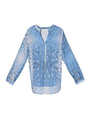 Блуза Nadine H. Цвет: синий