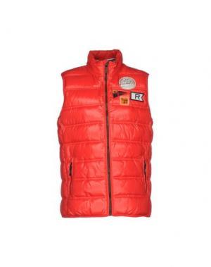 Куртка GAASTRA. Цвет: красный