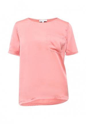 Футболка Warehouse. Цвет: розовый