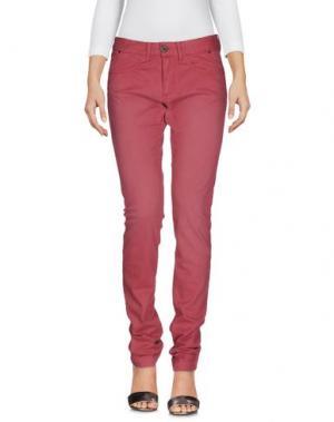 Джинсовые брюки BROOKSFIELD. Цвет: пастельно-розовый