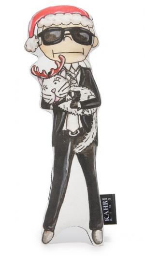 Маленькая кукла Christmas Karl KAHRI