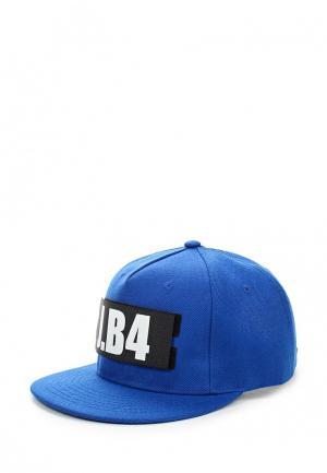 Бейсболка J.B4. Цвет: синий