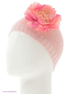 Шапка DIALINI. Цвет: бледно-розовый