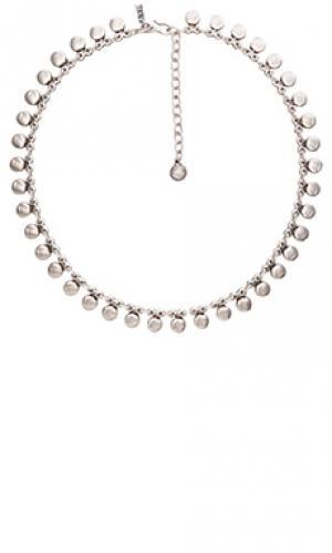 Ожерелье sea drops Natalie B Jewelry. Цвет: металлический серебряный