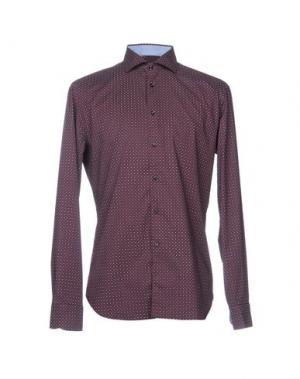 Pубашка WEST COAST. Цвет: пурпурный