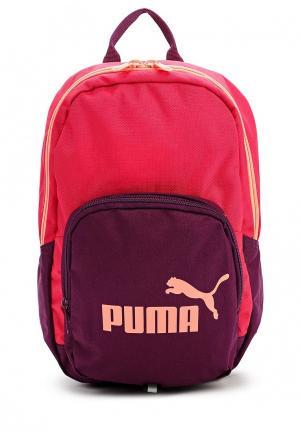 Рюкзак PUMA. Цвет: фуксия