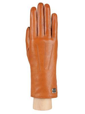 Перчатки Eleganzza. Цвет: светло-коричневый, рыжий