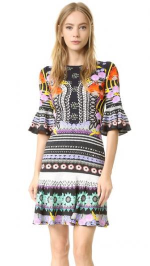 Платье Cherise Temperley London. Цвет: черный микс