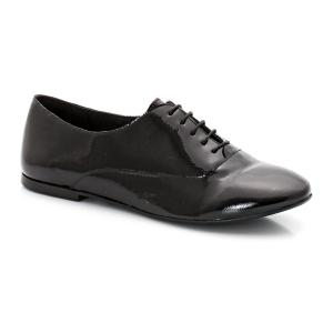 Ботинки-дерби JONAK. Цвет: телесный,черный