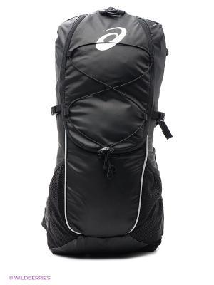 Рюкзак EXTREME RUNNING BACKPACK ASICS. Цвет: черный