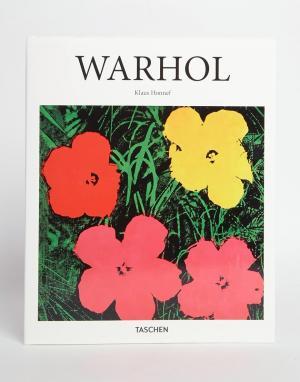 Books Книга по искусству Warhol. Цвет: мульти