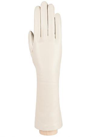 Перчатки Eleganzza. Цвет: светло-бежевый