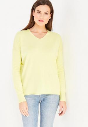 Пуловер Delicate Love. Цвет: желтый