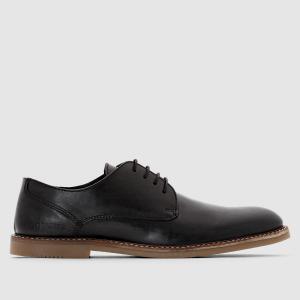 Ботинки-дерби кожаные Wandor REDSKINS. Цвет: черный