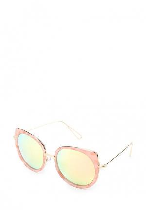 Очки солнцезащитные Vitacci. Цвет: розовый