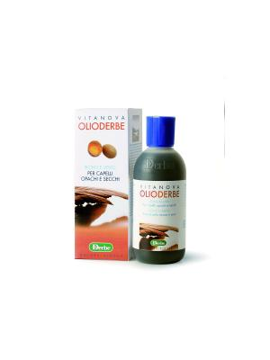 Масло моющее с яичным экстрактом Olioderbe для сухих и секущихся волос DERBE. Цвет: оранжевый