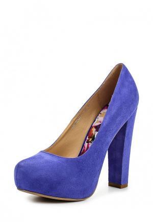 Туфли Calipso. Цвет: разноцветный
