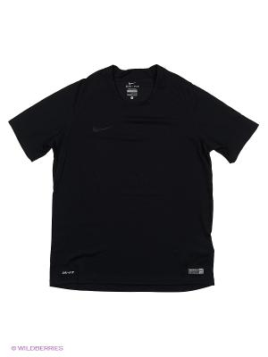 Футболка FLASH B SS TOP Nike. Цвет: черный