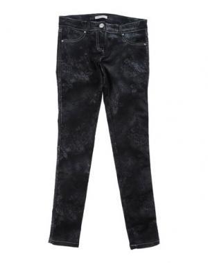 Повседневные брюки LAURA BIAGIOTTI DOLLS. Цвет: черный