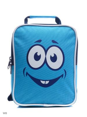 Рюкзак PlayToday. Цвет: голубой, белый