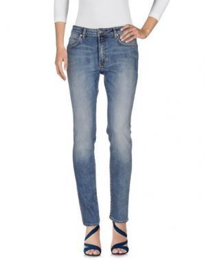 Джинсовые брюки NEUW. Цвет: синий