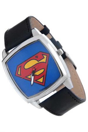 Часы Супермен MITYA VESELKOV. Цвет: черный