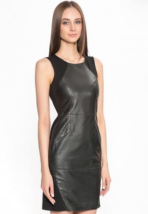 Платье Stella Di Mare. Цвет: черный