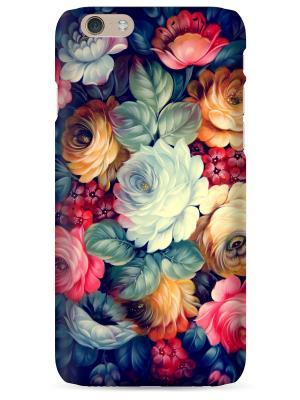 Чехол для Iphone7 Sahar. Цвет: серый, серо-зеленый, темно-зеленый