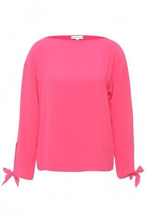 Блуза Warehouse. Цвет: розовый