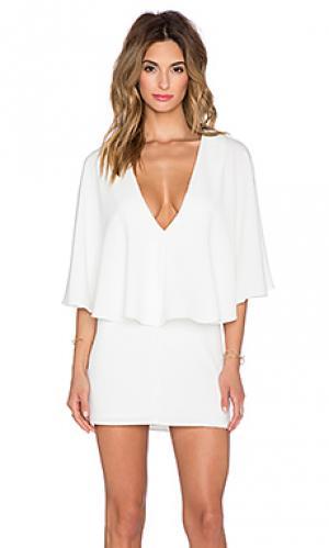 Платье dara VIVIAN CHAN. Цвет: белый