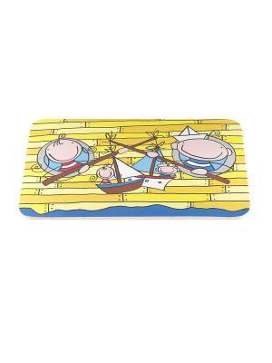 Детская доска для завтрака Ahoy 2 Lurch. Цвет: желтый