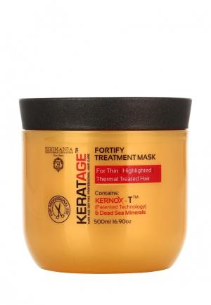 Маска для волос Egomania Prof. Цвет: оранжевый