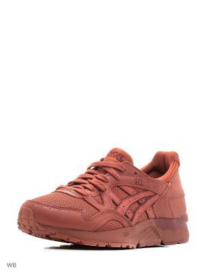 Спортивная обувь GEL-LYTE V ASICSTIGER. Цвет: темно-красный