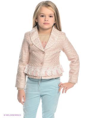 Пиджак CHOUPETTE. Цвет: бледно-розовый