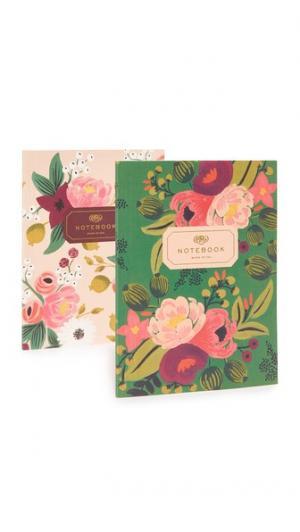 Блокноты с винтажным цветочным рисунком Rifle Paper Co