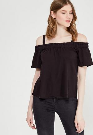Блуза Noisy May. Цвет: черный