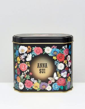 Anna Sui Контейнер для косметики. Цвет: бесцветный