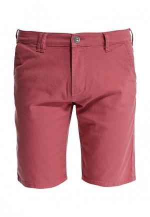Шорты джинсовые Lonsdale. Цвет: розовый