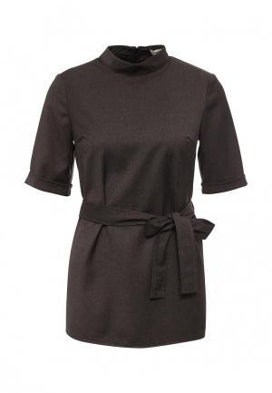 Блуза Olga Grinyuk. Цвет: коричневый