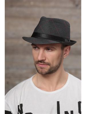 Шляпа Krife. Цвет: черный