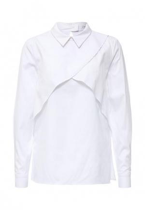 Блуза Finders Keepers. Цвет: белый